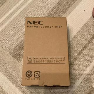 NEC - NEC PA-WG1200HS4(NE) ルーター