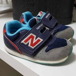 New Balance - New Balance NB キッズ靴 13.5 cm