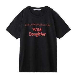JOHN LAWRENCE SULLIVAN - ジョンローレンスサリバン 19AW wild daughter Tシャツ