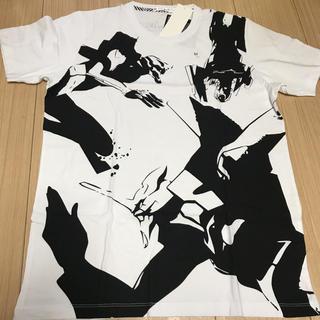 ユニクロ(UNIQLO)の廃盤商品・レア UNIQLO エヴァンゲリオン2.0 Tシャツ Mサイズ(Tシャツ/カットソー(半袖/袖なし))