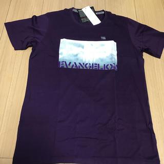 ユニクロ(UNIQLO)の廃盤商品・レア UNIQLO エヴァンゲリオン1.0Tシャツ Mサイズ(Tシャツ/カットソー(半袖/袖なし))