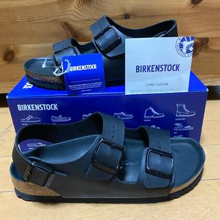 BIRKENSTOCK - 値下げしました 新品 ビルケンシュトック ミラノ