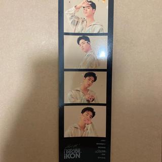 アイコン(iKON)のiKON ジュネ フォトグレイ(K-POP/アジア)