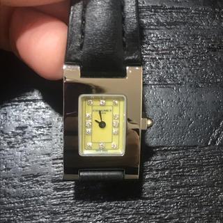 ショーメ(CHAUMET)のショーメダイヤ腕時計 スタイルレクタングル ケイシス(腕時計)