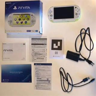 PlayStation Vita - PSVita 2000 WiFiモデル