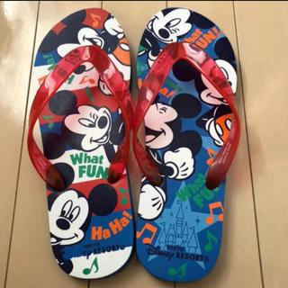 ディズニー(Disney)のディズニー ビーチサンダル 26 27cm(サンダル)