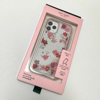 kate spade new york - 新品 kate spade iPhone 11pro ケース 桜