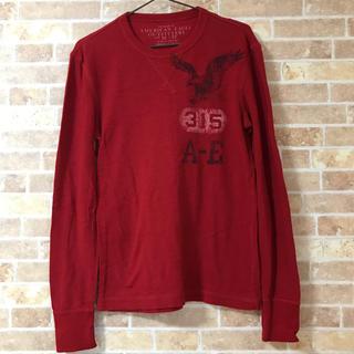 アメリカンイーグル(American Eagle)のアメリカンイーグル ロンT 長袖(Tシャツ/カットソー(七分/長袖))