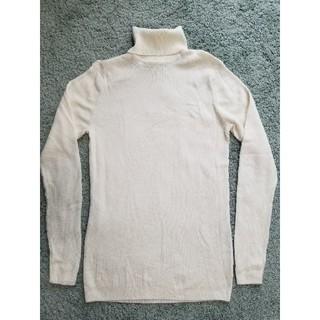 ムジルシリョウヒン(MUJI (無印良品))の無印良品★タートルネックニットセーター(ニット/セーター)