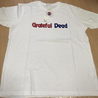 ジーユー(GU)の廃盤商品・レア GU×グレイトフルデッド コラボTシャツ XLサイズ(ミュージシャン)