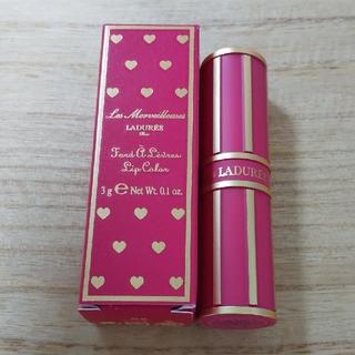 レメルヴェイユーズラデュレ(Les Merveilleuses LADUREE)のラデュレ リップカラー 103 バレンタイン限定(口紅)
