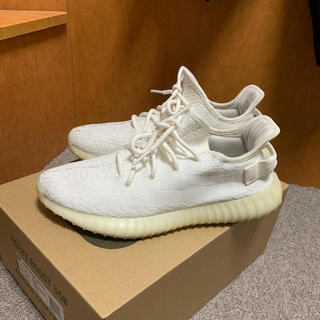 adidas - yeezy boost 350 v2 white 27センチ