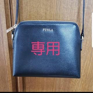 Furla - 【美品】FURLA フルラ ショルダーバッグ 黒
