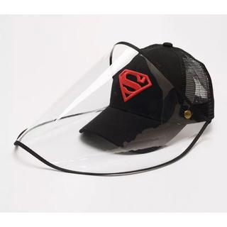 ZARA KIDS - 新品未使用 キッズ帽子 キャップ スーパーマン 双子コーデ
