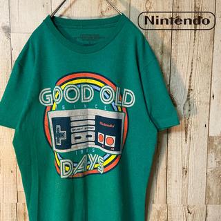 ニンテンドウ(任天堂)の任天堂 NINTENDO ENTERTAINMENT SYSTEM 半袖Tシャツ(Tシャツ/カットソー(半袖/袖なし))