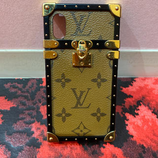 LOUIS VUITTON - 正規品☆ルイヴィトン☆iPhoneケース
