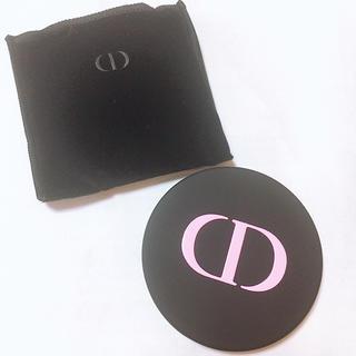 Christian Dior - 《新品未使用》Dior(ディオール)Pocket Mirror ポケット ミラー
