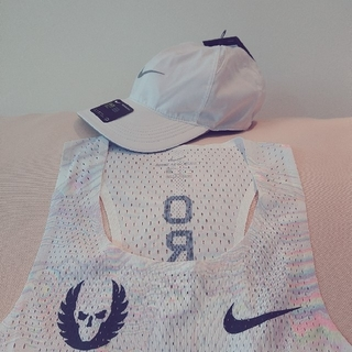 NIKE - Nike Running Cap フェザーライト