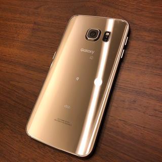 Galaxy - SIMフリー Galaxy S6 edge