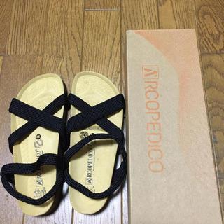 アルコペディコ(ARCOPEDICO)のarcopedico サンダル 23.0(サンダル)