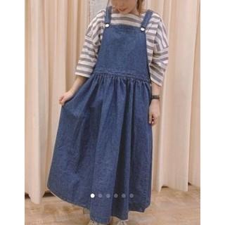 SM2 - 新品 サマンサモスモス ジャンパースカート
