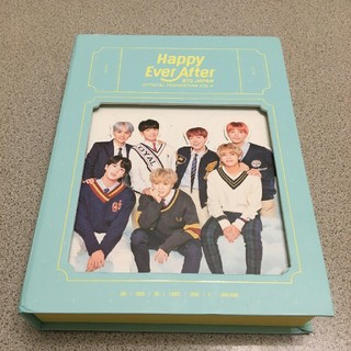 BTS Happy Ever After DVD