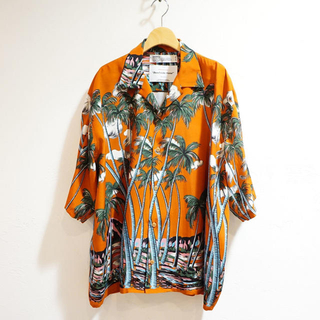 SUNSEA -  DAIRIKU  ダイリク Aloha Shirt アロハシャツ