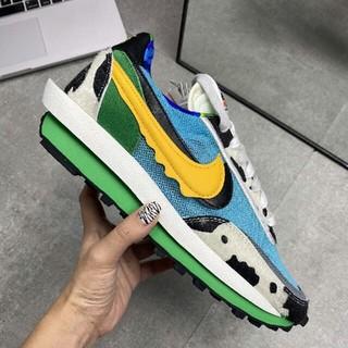 サカイ(sacai)のCustom Ben & Jerry's x Sacai Nike Waffle(スニーカー)