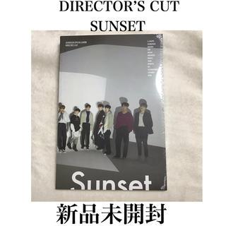 SEVENTEEN - SEVENTEEN   DIRECTOR'S CUT 新品未開封 SUNSET