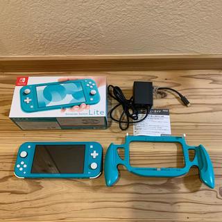 Nintendo Switch - Nintendo Switch  Lite 【カバー付き!】送料無料