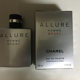 シャネル(CHANEL)のCHANEL アリュールオムスポーツ 香水(香水(男性用))
