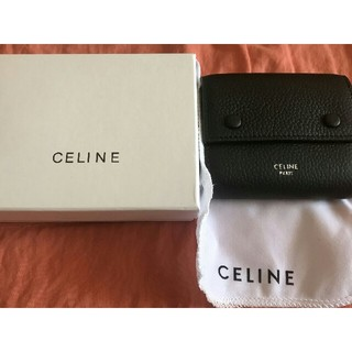 celine - 【美品】CELINE レディース 折り財布 小物