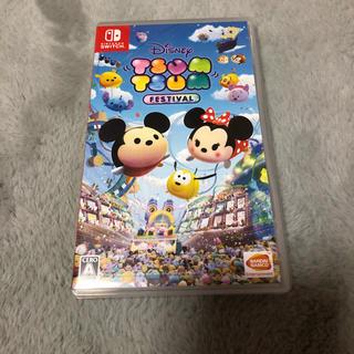 Nintendo Switch - ツムツムランド ソフト 美品