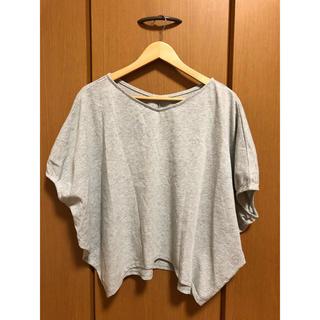 SM2 - ボリューム袖Tシャツ
