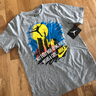 NIKE - 新品 NIKE ナイキ ジョーダン Tシャツ サイズM  140