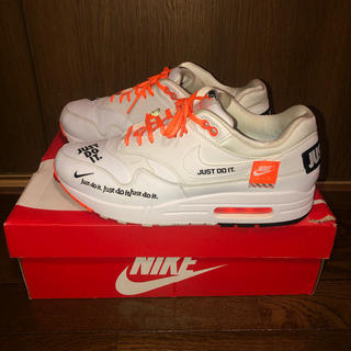NIKE - 【美品】airmax1 just do it. 27cm エアマックス1
