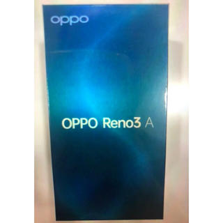OPPO Reno3A