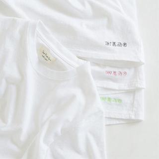SeaRoomlynn - searoomlynn エンブロイダリーWashing Tシャツ