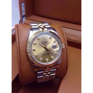 本日限定付属品完備 ロレックス自動巻腕時計