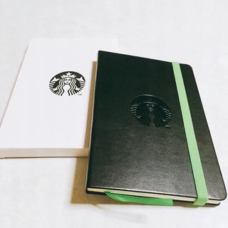 Starbucks Coffee - スターバックス ノート 限定品