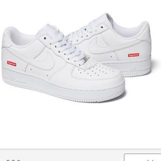 Supreme - Supreme Nike air Force1 White