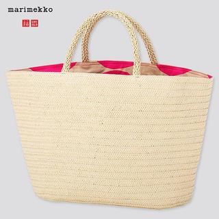 marimekko - マリメッコ UNIQLO 2020ss リバーシブルバッグ