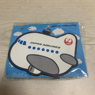 ジャル(ニホンコウクウ)(JAL(日本航空))のJALオリジナルパスケース!非売品(パスケース/IDカードホルダー)