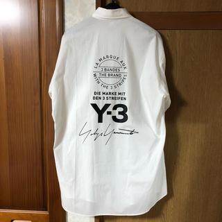 Y-3 - Y-3 Yohji Yamamoto GRAPHICSHIRT