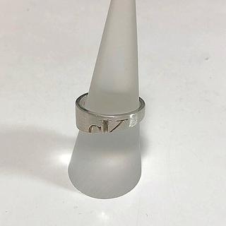 カルバンクライン(Calvin Klein)の●カルバンクラインCalvinKlein/指輪 シルバー 14号 メンズ(リング(指輪))