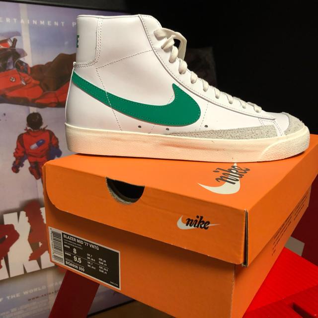 NIKE(ナイキ)のNIKE BLAZER MID '77 VINTAGE ナイキ ブレザー 新品 メンズの靴/シューズ(スニーカー)の商品写真