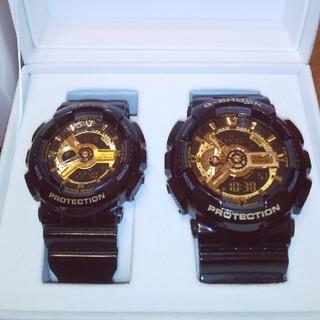 ジーショック(G-SHOCK)の【ゴリ社長様専用】G-SHOCK ジーショック  ペア 腕時計(腕時計(デジタル))