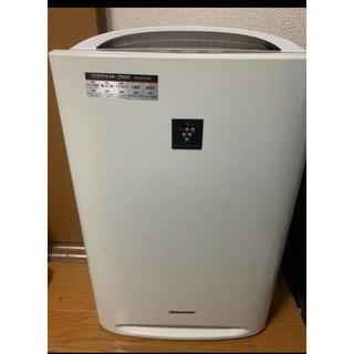 シャープ(SHARP)のプラズマクラスター7000 空気清浄機(空気清浄器)