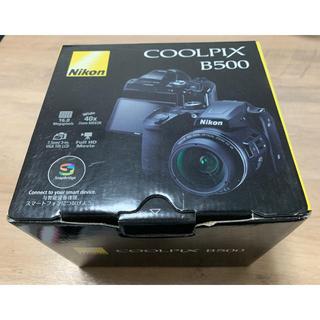 Nikon - Nikon COOLPIX B500 BLACK カメラ