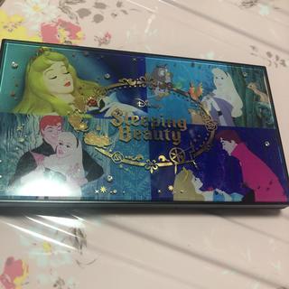 ディズニー(Disney)の眠れる森の美女♡メイクパレット(アイシャドウ)
